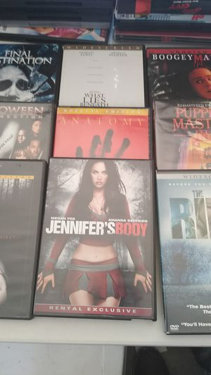 Lot of 9 Horror DVDs for Sale in Henderson, NV