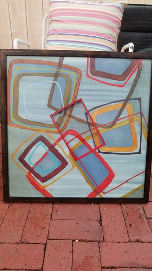 "Abstract Art Piece (25""×25"") for Sale in San Diego, CA"