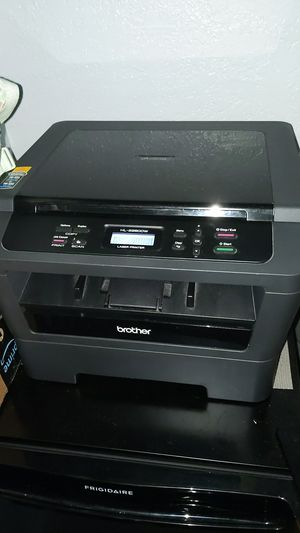 Brother laser multifunction printer for Sale in Arlington, TX