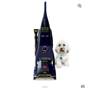 Bissell Pet Vacuum Powerful Suction and Heat (BRAND NEW NEVER USED EXCELLENT FOR PETS $160+ VALUE) for Sale in Elizabeth, NJ