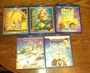 Kids Blueray dvds for Sale in Toledo, OH