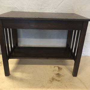 Vintage Solid Wood Table for Sale in Beaverton, OR