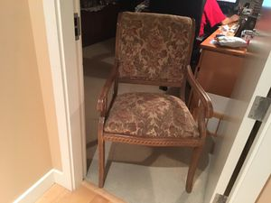 2 French stile antique chair from France for Sale in San Diego, CA