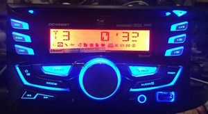 Double din car cd with Bluetooth and remote for Sale in Glenshaw, PA