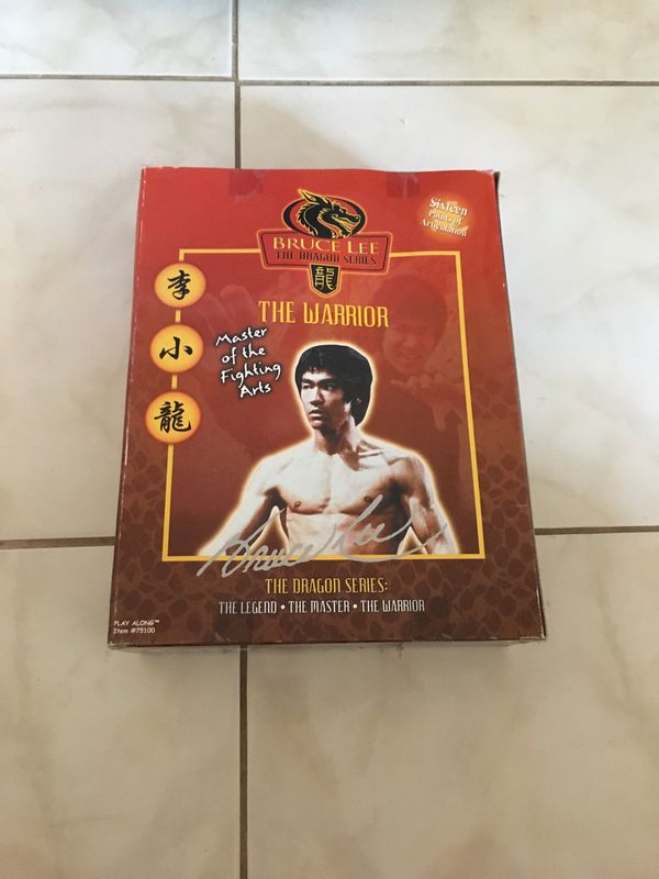 Bruce Lee The Dragon Series