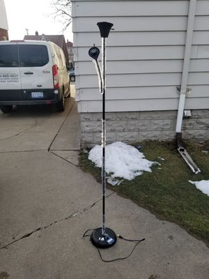 New floor black lamp for Sale in Dearborn, MI