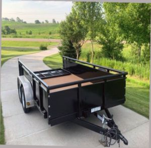 Without any problems, Excellent running. {UTILITY TRAILER} $1000 for Sale in Denver, CO