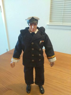 Vintage Royal Navy Break-Dancer Action Figure for Sale in Alameda, CA