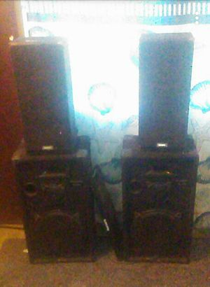 Dj speakers for Sale in Greenville, SC