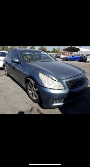 2007-2013 Infiniti g35/g37 parts only for Sale in Anaheim, CA