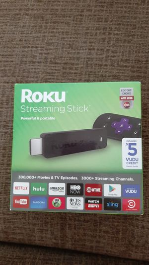 New Roku Streaming Stick for Sale in Henderson, NV