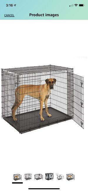Giant Dog Crate for Sale in Wildomar, CA