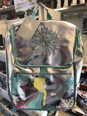 FROZEN ELSA BACKPACK - Official Disney Store Item for Sale in ROWLAND HGHTS, CA
