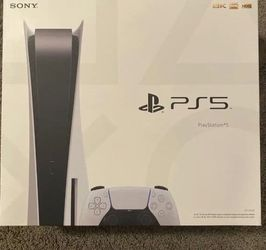 Brand New PS 5 PlayStation 5 for Sale in Newburgh Heights,  OH