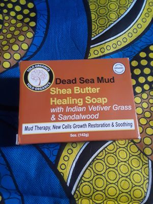Dead Sea Mud Shea Butter Soap for Sale in Tinton Falls, NJ