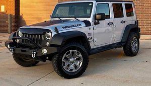 ReducedPrice2OO8 JEEP WRANGLER 4WDWheels for Sale in Jacksonville, FL