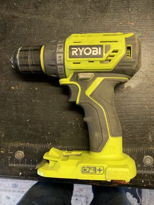 RYOBI 18v BRUSHLESS DRILL P252 for Sale in Arnold, MD