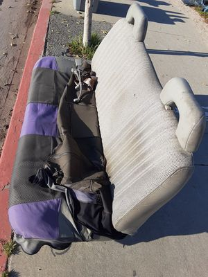 BENCH SEATS FOR PICK UP for Sale in Los Angeles, CA