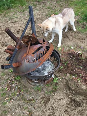 Arson Blade Burner Created by New Zealand Artist for Sale in Seattle, WA