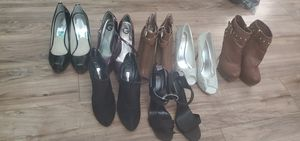 high heels 4 size 10 2 size 9 and 1 size 11 for Sale in Los Angeles, CA