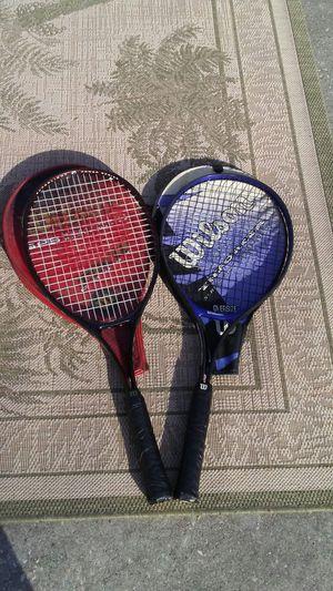 Wilson tennis rackets for Sale in Kissimmee, FL