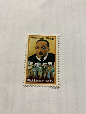 Martin Luther stamp for Sale in Carmichael, CA