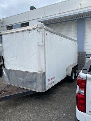 TRAILER 7x16 ENCLOSED TRAILER for Sale in Doral, FL