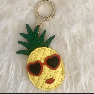 Kate Spade sexy pineapple keychain for Sale in Dearborn Heights, MI