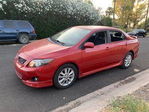 Toyota Corolla Low Mileage! for Sale in Phoenix, AZ