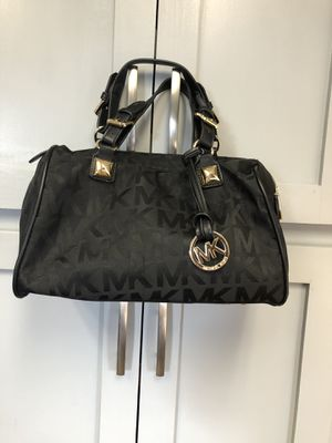 Authentic MK Black Purse for Sale in Myersville, MD