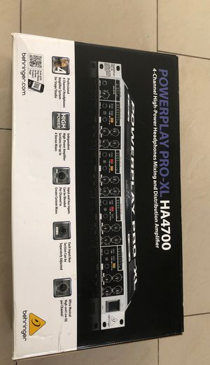 Headphone mixing distribution amplifier. for Sale in Miami, FL