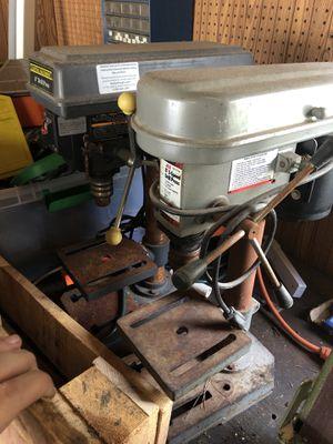 Table top drill press for Sale in Garrett, IN