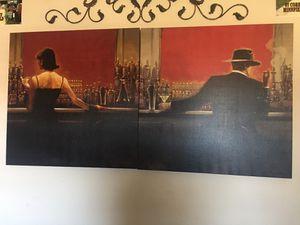 Nice 3 set Bar Pics Must Go !!!! for Sale in Arlington, TX