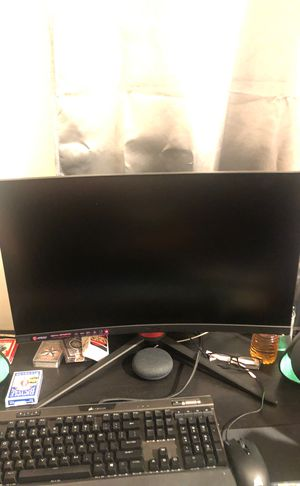 Msi gaming monitor 27 inchs for Sale in Fremont, CA