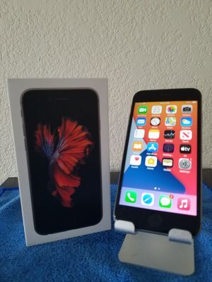 iPhone 6S 32GB (Sprint/Boost Mobile) for Sale in Peoria, AZ