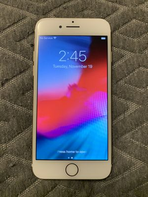 128 GB Gold iPhone 7 for Sale in Pullman, WA