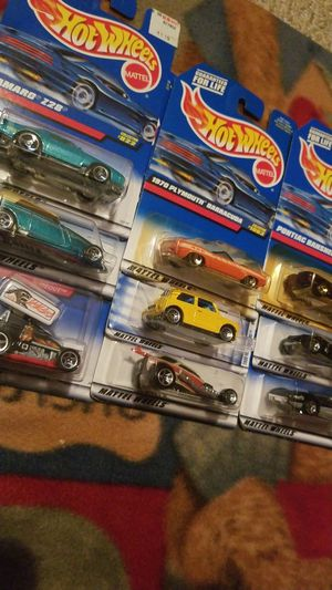 Hot wheels for Sale in Martinsburg, WV