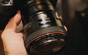 Canon EF 50mm f/1.2 USM Lens for Sale in Boston, MA