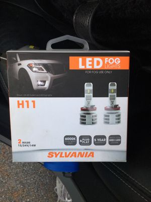 Sylvania headlights for Sale in New Bern, NC