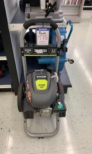 RYOBI PRESSURE WASHER for Sale in Houston, TX