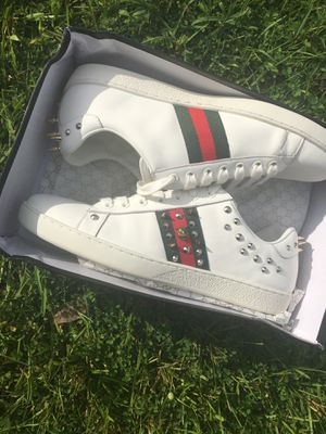 Gucci shoes men for Sale in Poinciana, FL