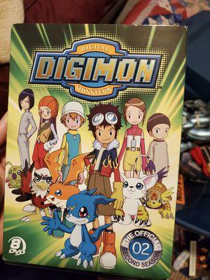 Digimon season 2 for Sale in Gardena, CA