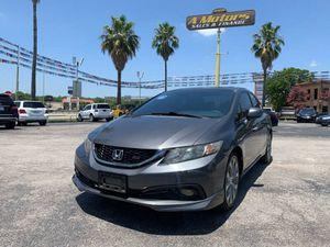 2013 Honda Civic Sdn for Sale in San Antonio, TX