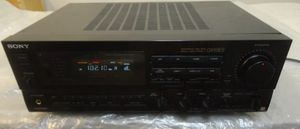 SONY STEREO RECEIVER GS69ES / EXCELLENT CONDITION for Sale in St. Charles, IL