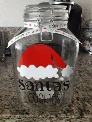 Handmade Christmas Cookie Jar for Sale in East Los Angeles, CA