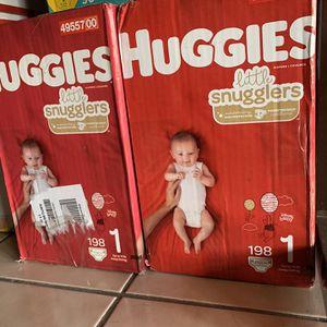 HUGGIES número 1 De 198 Pañales for Sale in Avondale, AZ