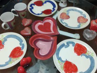 Heart Dishware for Sale in Peoria,  IL