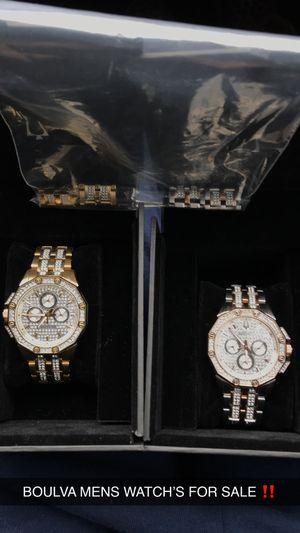 Bulova men's watch for Sale in Hammond, IN