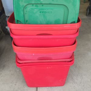 Assorted Bins for Sale in Peoria, AZ