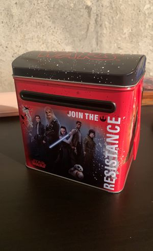 Star Wars The Last Jedi Collectors Mailbox for Sale in Littleton, CO
